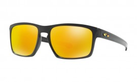 OAKLEY Sliver VR46 Polished Black w/Fire Irid - OO9262-27