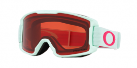 OAKLEY LINE MINER YOUTH - Jasmine Red / Prizm Snow Rose - OO7095-21