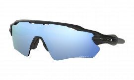 OAKLEY Radar EV Path Matte Black / Prizm Deep Water Polarized - OO9208-5538