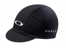 CYKLISTICKÁ KŠILTOVKA - OAKLEY CYCLING CAP Blackout 912125-02E-L/XL