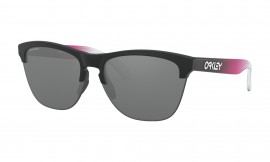OAKLEY Frogskins Lite Ignite Fade Collection - Ignite Pink Fade / Prizm Black - OO9374-3263