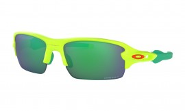 OAKLEY Flak XS (Youth Fit) Retina Burn / Prizm Jade - OJ9005-0259