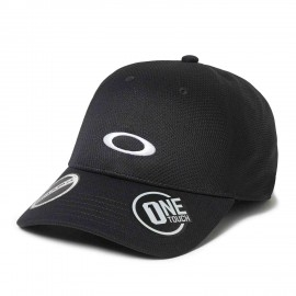 OAKLEY TECH CAP Blackout - L/XL
