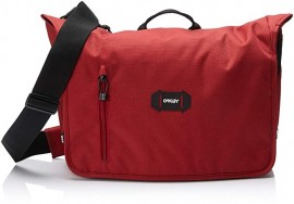 OAKLEY STREET MESSENGER BAG Iron Red 921452-80U-OS