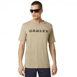 OAKLEY CAMO LOGO TEE Rye - 457531-30W - M