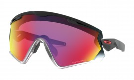 Oakley Wind Jacket 2.0 Urban Collection Black Fade / Prizm Road - OO9418-1745