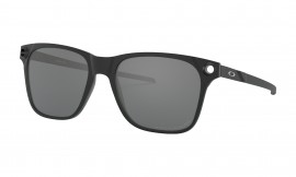OAKLEY Apparition Satin Black / Black Iridium Polarized - OO9451-0555