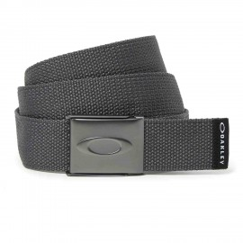 OAKLEY ELLIPSE WEB BELT Forged Iron One Size - 96185-24J
