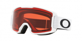 OAKLEY Line Miner Youth - Matte White / Prizm Snow Rose - OO7095-09