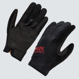 CYKLISTICKÉ RUKAVICE - WARM WEATHER GLOVES BLACKOUT FOS900591-02E-XL