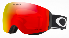 LYŽAŘSKÉ BRÝLE - OAKLEY FLIGHT DECK XM - MATTE BLACK / PRIZM SNOW TORCH IRIDIUM - OO7064-39