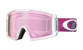 OAKLEY Line Miner XM Tranquil Flurry Arctic Surf / Prizm Snow Hi Pink - OO7093-14