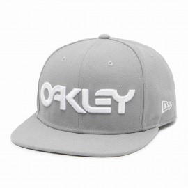OAKLEY MARK II NOVELTY SNAP BACK Stone Gray One Size - 911784-22Y