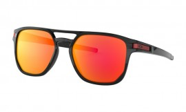 OAKLEY Latch Beta Polished Black / Prizm Ruby - OO9436-0754