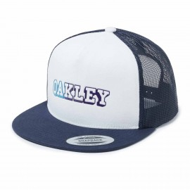 OAKLEY MESH GRADIENT CAP Dark Blue - L/XL