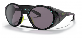 SPORTOVNÍ BRÝLE - OAKLEY CLIFDEN ODYSSEY COLLECTION Black Green Purple Splatter/Prizm Grey  OO9440-1756
