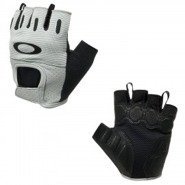 CYKLISTICKÉ RUKAVICE - OAKLEY FACTORY ROAD GLOVE 2.0 Stone Gray - 94275-22Y - L