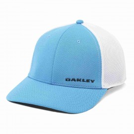OAKLEY SILICON BARK TRUCKER 4.0 ATOMIC BLUE - S/M