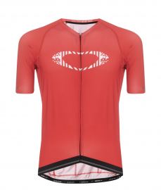 CYKLISTICKÝ DRES - OAKLEY ICON JERSEY RED LINE - 434361-465-M