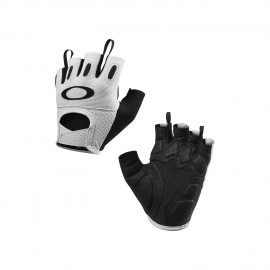 CYKLISTICKÉ RUKAVICE - OAKLEY FACTORY ROAD GLOVE 2.0 White - 94275-100 - XS