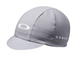 OAKLEY CYCLING CAP COOL GRAY 912125-20A-S/M