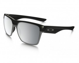 OAKLEY Two Face XL Polished Black / Chrome Iridium - OO9350-07