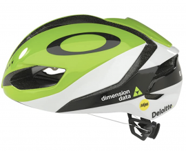 CYKLISTICKÁ PŘILBA - OAKLEY ARO5 - DIMENSION DATA GREEN - 99469-7AI - M