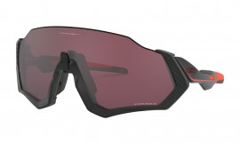 OAKLEY Flight Jacket Matte Black / Prizm Road Black - OO9401-1337