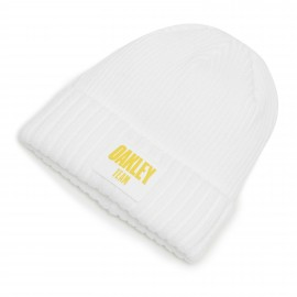 OAKLEY OAKLEY TEAM PATCH BEANIE White U - 912184-100-U