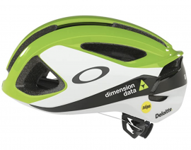 CYKLISTICKÁ PŘILBA - OAKLEY ARO3 DIMENSION DATA GREEN - 99470-7AI-M