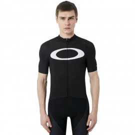 OAKLEY PREMIUM BRANDED ROAD JERSEY Blackout - L - 434143-02E-L
