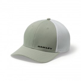 OAKLEY SILICON BARK TRUCKER 4.0 Grey - L/XL