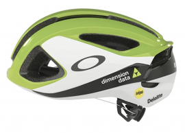 CYKLISTICKÁ PŘILBA - OAKLEY ARO3 DIMENSION DATA GREEN - 99470-7AI-S