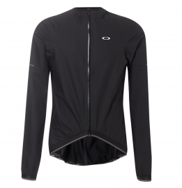 CYKLISTICKÁ PLÁŠTĚNKA - OAKLEY WATERPROOF CYCLING JACKET BLACKOUT 412693-02E-XL