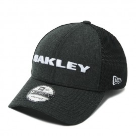 OAKLEY HEATHER NEW ERA HAT Blackout OS - 911523-02E