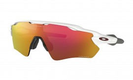 OAKLEY Radar EV Path Polished White / Prizm Ruby - OO9208-7238