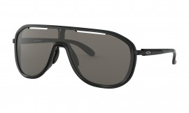 OAKLEY Outpace Black Ink / Warm Grey - OO4133-0126