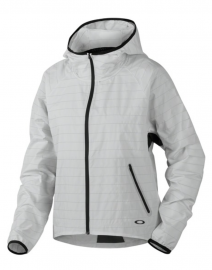 DÁMSKÁ BUNDA - OAKLEY UNCONVENTIONAL JACKET - WHITE  511688-100-XS