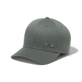 OAKLEY TINFOIL CAP Mens Stretch Fit Hats Dark Gray - M/L - 911548-23Q-M/L