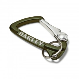 OAKLEY Large Oakley Carabiner Surplus Green - 99173-756