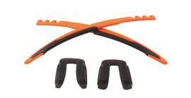 Oakley Jawbreaker Matte Orange w/Blk Ac Sk - 101-652-006