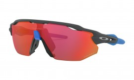 OAKLEY Radar EV Advancer Matte Carbon / Prizm Trail Torch - OO9442-0538