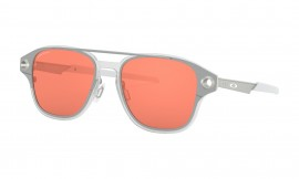 OAKLEY Coldfuse Pol Chrome w/ PRIZM Peach - OO6042-0252