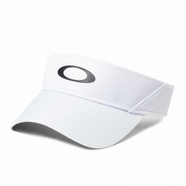 OAKLEY BG GAME VISOR White OS - 912042-100