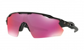 Oakley Radar EV Pitch Team Colors Polished Black / Prizm Field - OO9211-1738