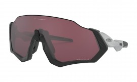OAKLEY Flight Jacket Matte Black / Prizm Road Black - OO9401-0937