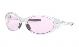 OAKLEY Eyejacket Redux Matte Clear  / Prizm Low Light - OO9438-0358