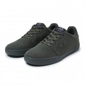 OAKLEY CANVAS FLYER SNEAKER Dark Brush 7.5 - 13551-86V-7.5