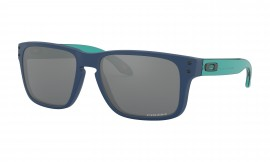 OAKLEY Holbrook XS (Youth Fit) Matte Poseidon / Prizm Black Iridium - OJ9007-0453