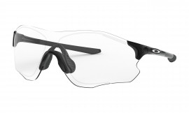 EVZero Path Polished Black / Clear Black Iridium Photochromic size 38 - OO9308-1338